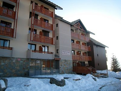 Photo for One bedroom Apartment, sleeps 4 in Alpe d'Huez