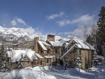 Photo for Knightsbridge - An Unbelievable - Ski-Out, Hot Tub, Pool Table, Media Room & VIEWS!