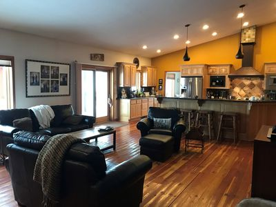 Photo for 4BR House Vacation Rental in Florence, Montana