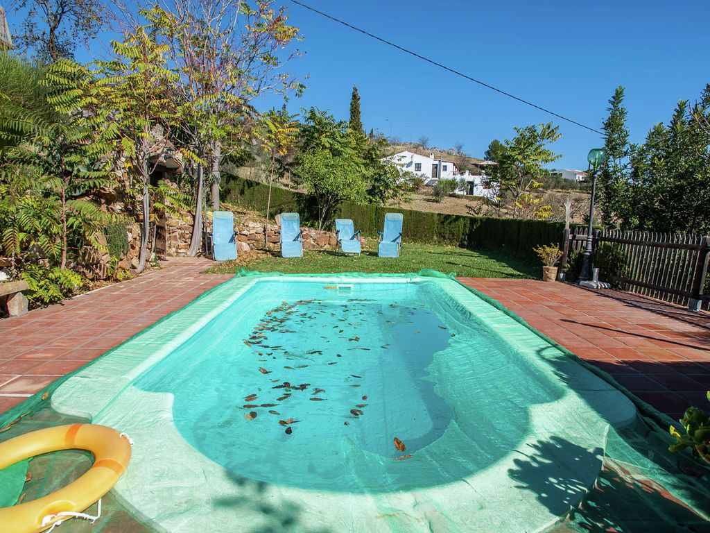 Cottage With Private Swimming Pool And Rural Location Near Antequera La Joya Andalusia