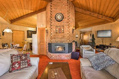 Your Mountain Hideaway awaits at this Mt Princeton vacation rental home!