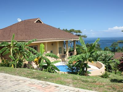 Photo for Luxury 3 Br Private Villa W/pool And Best Views Of Caribbean