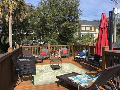 Photo for Comfortable, Pet Friendly ,  Double Decker,  1 Block off of Town Center, PCS