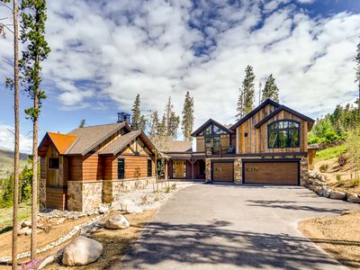 Photo for Brand NEW home featuring custom finishes and big views in the Highlands