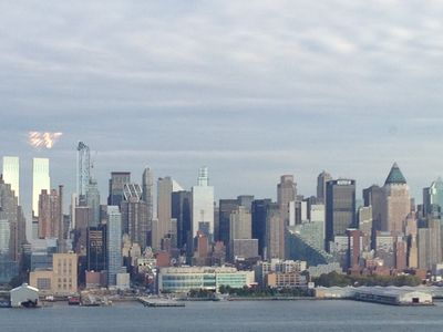 Photo for Fantastic 3 BDRM Apt With Amazing NYC & Water views Just 10 min from midtown NYC