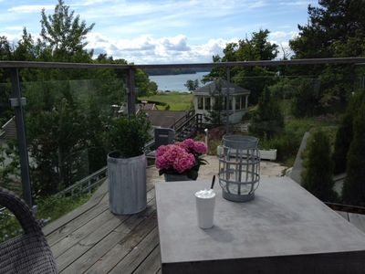 Photo for Exclusive house with sea views, close to golf, nature and Stockholm