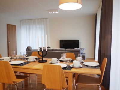 Photo for Brand new fully equipped private house in Tallinn close to AIRPORT with parking