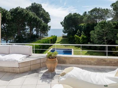 Photo for Casa Brava- Striking Views and Tasteful Interiors Come Together in the Costa Brava!