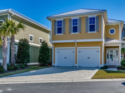 Photo for Luxury new construction home w/ private pool, elevator & marsh view/ocean view
