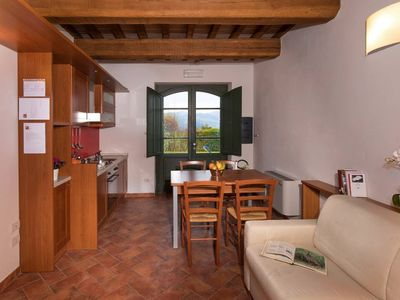 Photo for Apartment in Gubbio with Internet, Air conditioning, Garden (921441)