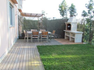 Photo for Luxury Villa in Sanxenxo very close to beaches in quiet area