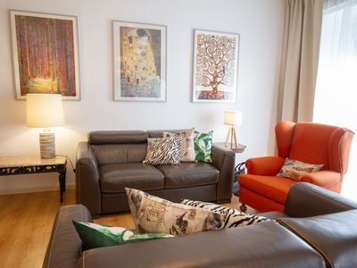 Photo for Intemporal apartment Perfect for holiday, city break or business!