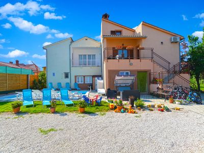 Photo for Holiday apartment Fažana for 4 - 6 persons with 2 bedrooms - Holiday apartment