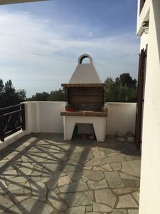 Photo for PAGGIRI HOUSE ON ALONISSOS ISLAND. TRANQUIL SURROUNDINGS WITH SPECTACULAR VIEW