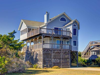 Photo for July 25 Week OPEN! Enjoy Ocean Views from the top deck at Chillicothe!