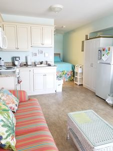 Photo for Clean, New and Bright Studio Condo With Extras For Your Perfect Vacation!!!!!