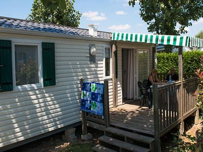 Photo for Camping L'Océan ***** - Mobil Home Leisure 3 Rooms 4 People