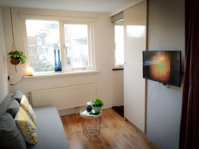 Photo for Charming House in Historic Haarlem-includes bikes, TV, Wi-Fi, Laundry & Kitchen!