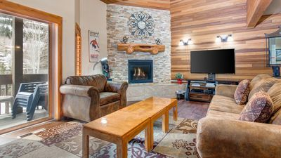 Photo for Deer Valley Townhome, Pool and Hot Tub! Sleeps 10