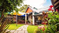 Superb accomodation and wonderful features