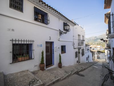Photo for Casa Carmen Altea, independent house of 3 floors in the heart of Casco Antiguo
