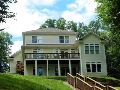 Photo for Edelweiss - 3 Master Bedrooms, Great Dock, Super Location & Pool Table