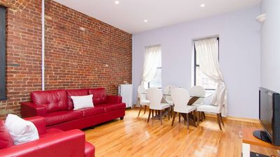 Photo for SPACIOUS, COZY, QUIET, CLEAN, HIGH CEILINGS GREAT FOR A FAMILY STAY - CHELSEA