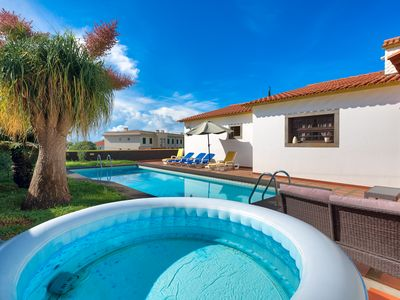 Photo for Buzzy Villa With Private Pool & jacuzzi & Sauna