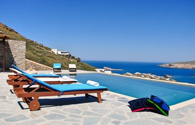 Photo for 5BR Villa Vacation Rental in Mykonos, Cyclades