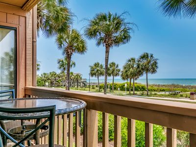 Large Oceanfront Condo - Family Friendly, Close to Myrtle Beach Attractions