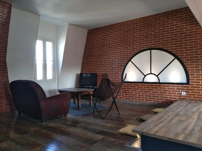 Photo for 2BR Apartment Vacation Rental in Rochefort