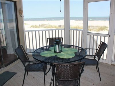 Photo for Complete Renovation - Closest you can get to the beach!