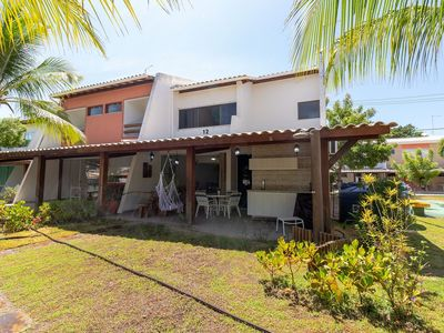 Photo for GB12 Excellent Village 3/4 in Guarajuba 200m from the beach
