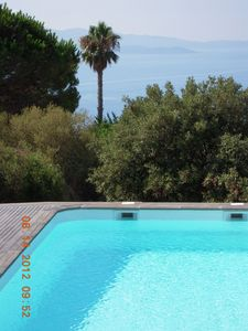 Photo for AJACCIO HOME VILLA CONDITIONED WITH POOL - FOR 8 PEOPLE