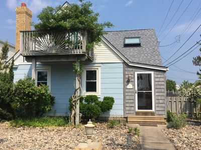 Photo for Flip Flop to Beach in July! Real Gem Ocean Ave Beach House. Pets Welcome