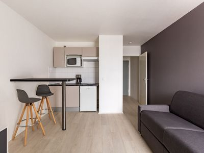 Photo for HostnFly apartments -  Charming Studio at the entrance of Paris
