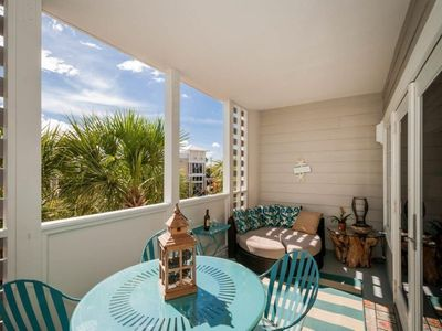 Photo for Cassine Station #206 - Pool, Steps to Beach, Tennis Court, Elevator, Seagrove