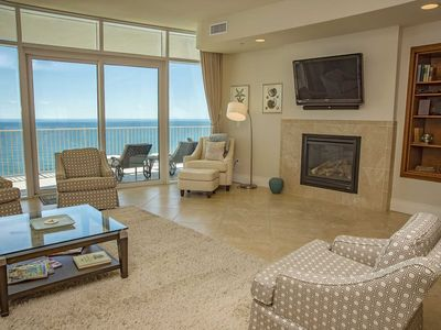 Photo for Rates Dropped ~ Gulf Front ~ Sleeps 10 ~ Turquoise Place 2003C ~ Balcony Grill/Hot Tub
