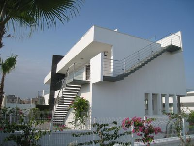 Photo for Holiday apartment Side for 3 - 4 persons with 2 bedrooms - Penthouse holiday apartment