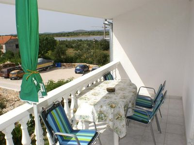 Photo for Two bedroom apartment with terrace Zablaće (Šibenik)