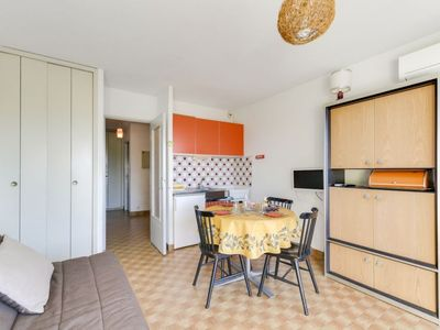 Photo for Port Camargue Apartment, Sleeps 4 with Pool, Air Con and WiFi