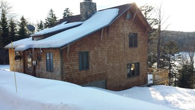 Photo for 3BR Cabin Vacation Rental in Greenville, Maine