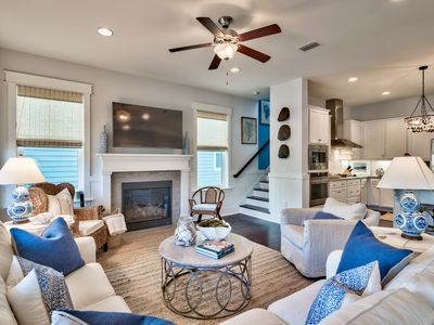 Photo for 2,360+ SQ FT (Two Master Suites!) ~ Two Pools! 4 Bikes ~ C est LaLa Vie at NatureWalk 30A