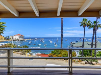 Photo for Magnificent Ocean View, Mid Century Decor, 2400 SQ FT, WIFI - 153 Crescent Ave.