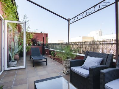 Photo for Parking & Terrace Wide & bright 3BD - City Center