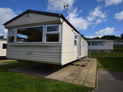 Photo for 2 Culver Reach, Caravan with free seasonal entertainment passes
