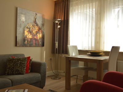 Photo for Appartement Smidsberg is a comfortable apartment in a rural environment.