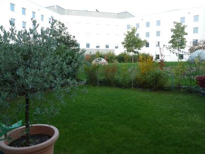 Photo for Great and calm Flat (115m2), beside hotel Ibis (12 minutes to Geneva center)