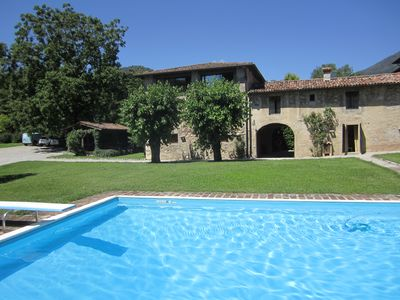 Photo for An exclusive holiday in an estate surrounded by greenery for complete relaxation