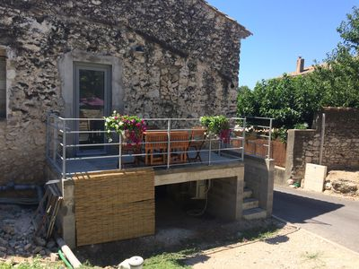 Photo for Cottage 50M2 foot of the Luberon